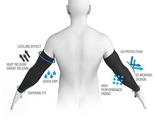 PINKIT UV Protection Cooling Arm Sleeves