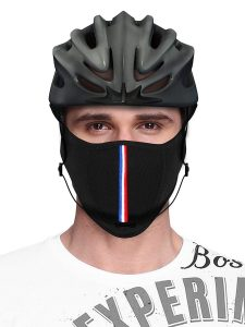 Acceptive Face Mask Acceptive's Fashions Bike Riding and Cycling Anti Pollution Dust Sun Protection Half Ninja Face Cover Mask