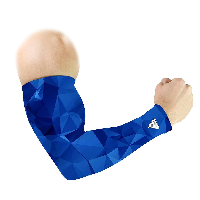 Le Gear Orgami Polygon Arm Sleeves