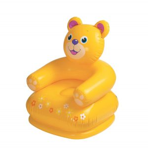 Inflated Bear Chair