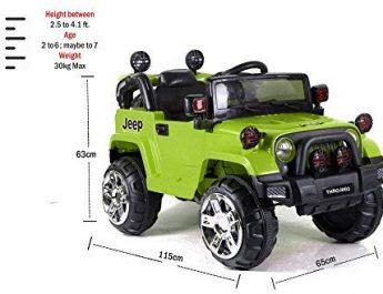 Best Kids Toy Jeep