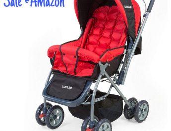 LuvLap Red Stroller