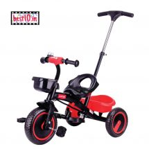 Kids Tricycle with push handle best indoor toy