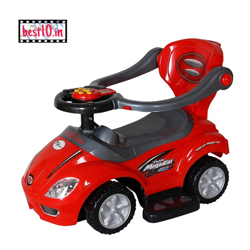 one of the best indoor toy Push Car with Handle