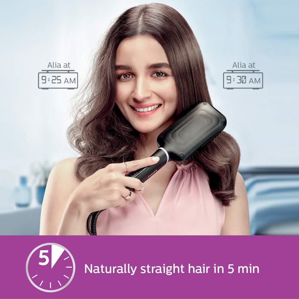 Philips Heated Straightening Brush