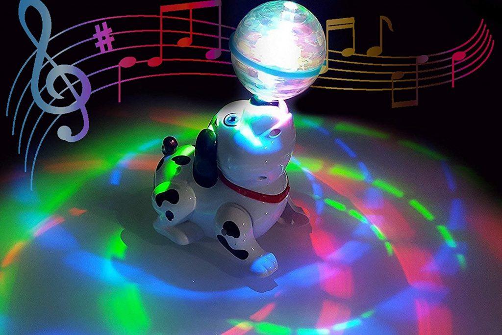Popsugar Musical Dancing Dog