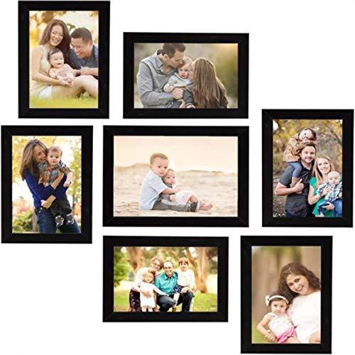set of 7 frames