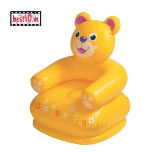 best indoor toys for kids - Animal Bear Inflated Chair